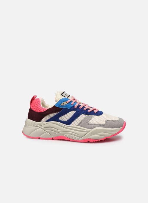 Sneakers Scotch & Soda Celest Blauw achterkant