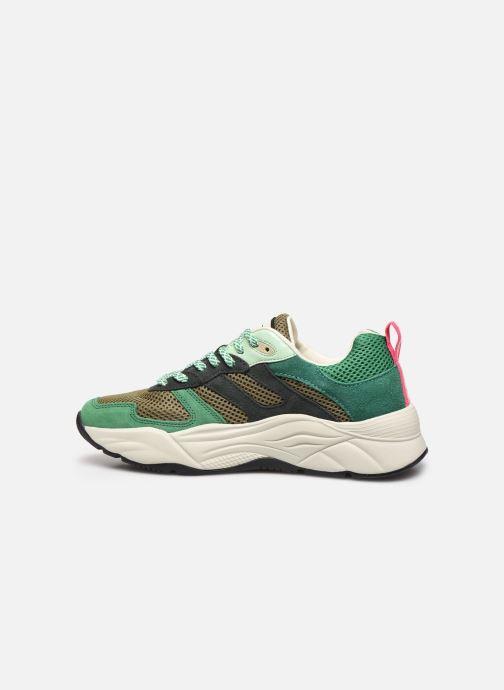 Sneakers Scotch & Soda Celest Groen voorkant