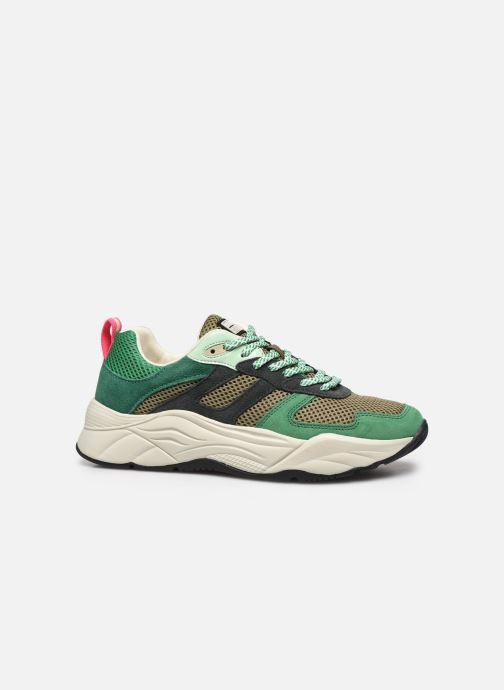 Sneakers Scotch & Soda Celest Groen achterkant