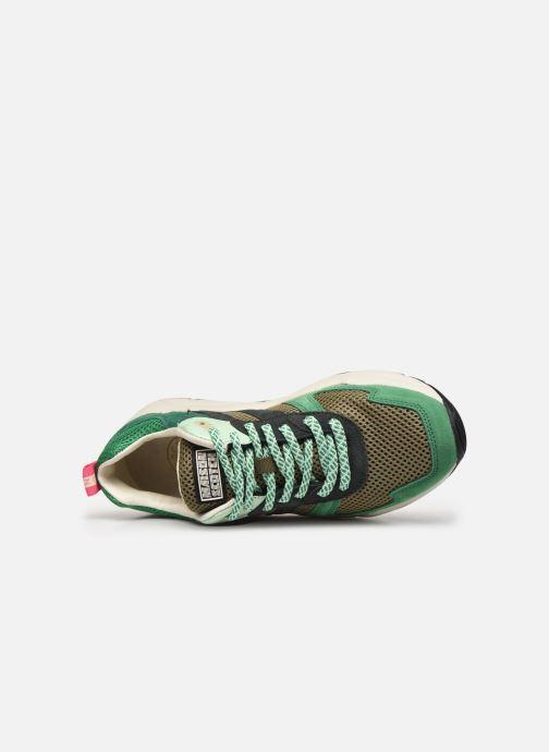Sneakers Scotch & Soda Celest Groen links