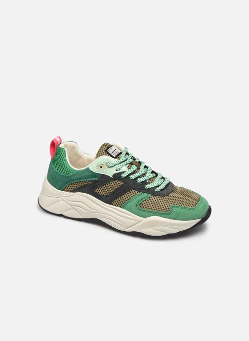 Sneakers Scotch & Soda Celest Groen detail