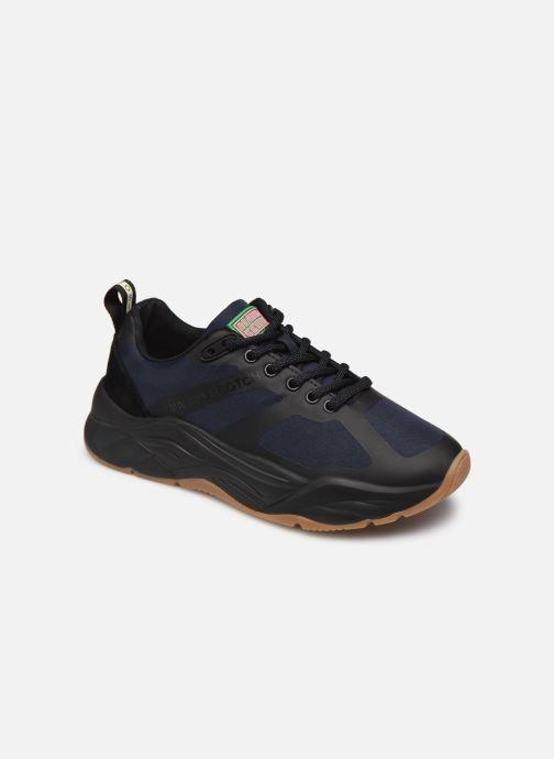 Sneakers Scotch & Soda Celest Blauw detail