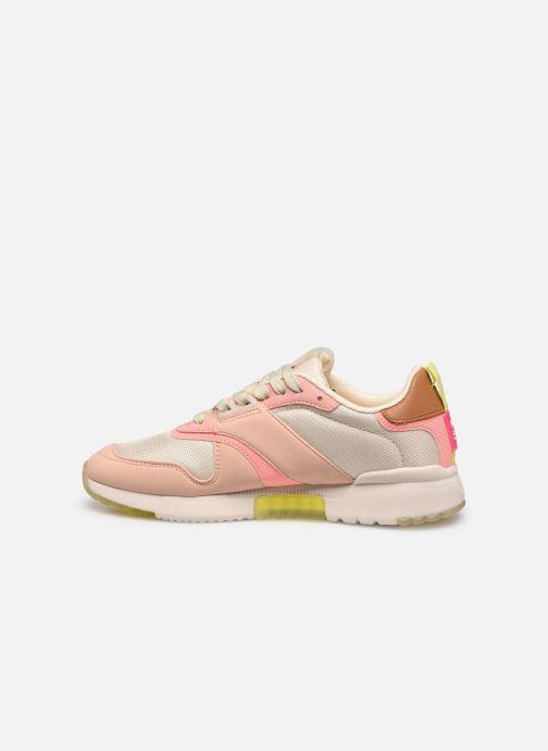 Sneakers Scotch & Soda Vivi Roze voorkant
