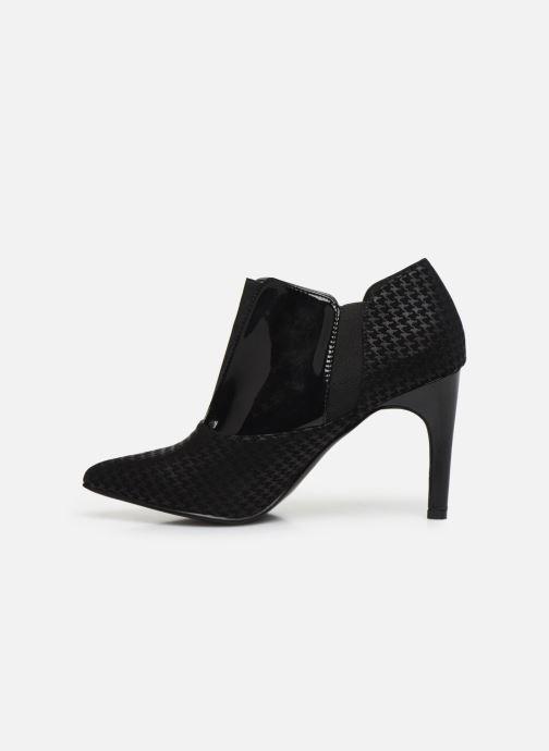 Bottines et boots Initiale Paris Razal Noir vue face