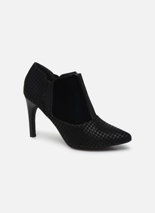 Bottines et boots Initiale Paris Razal Noir vue détail/paire