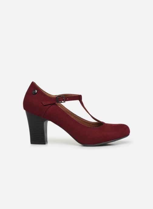 Zapatos de tacón Initiale Paris Concerta Vino vistra trasera
