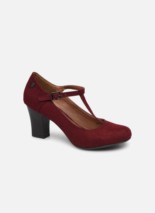 Zapatos de tacón Initiale Paris Concerta Vino vista de detalle / par