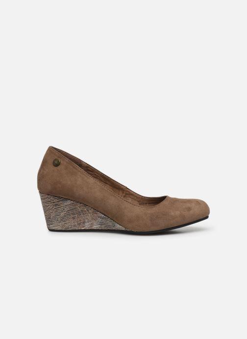 Zapatos de tacón Initiale Paris Croatie Marrón vistra trasera