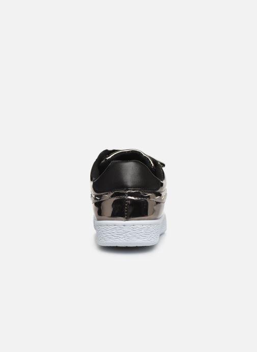 Sneakers Initiale Paris Tehani Zilver rechts