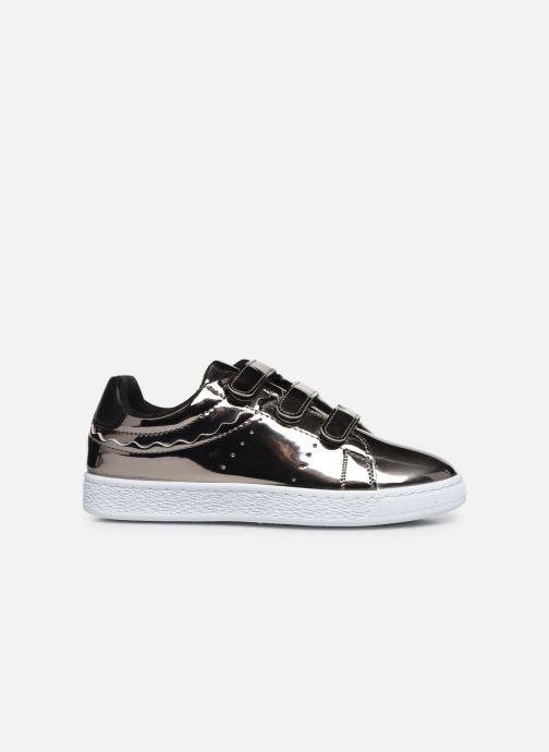 Sneakers Initiale Paris Tehani Zilver achterkant