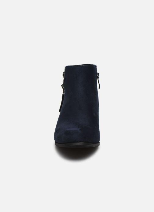 Bottines et boots Initiale Paris Realite Bleu vue portées chaussures