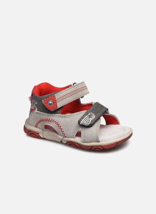 Sandalen NA! Akio grau detaillierte ansicht/modell