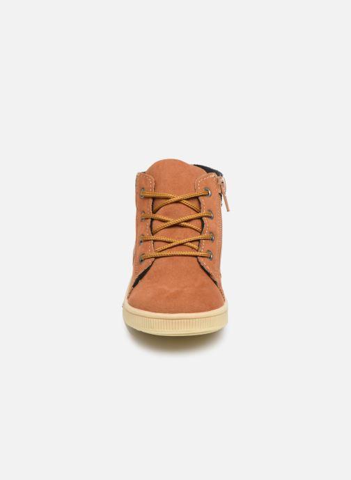 Bottines et boots NA! Acuzi Marron vue portées chaussures