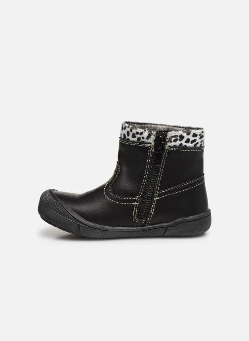 Bottines et boots NA! Adora Noir vue face