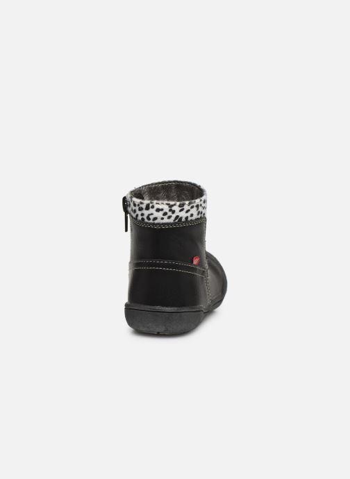 Bottines et boots NA! Adora Noir vue droite