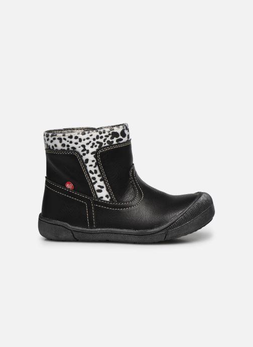 Bottines et boots NA! Adora Noir vue derrière