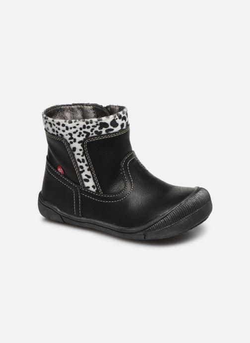 Bottines et boots NA! Adora Noir vue détail/paire