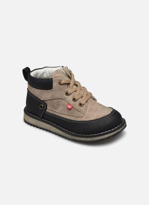 Bottines et boots NA! Annee Gris vue détail/paire