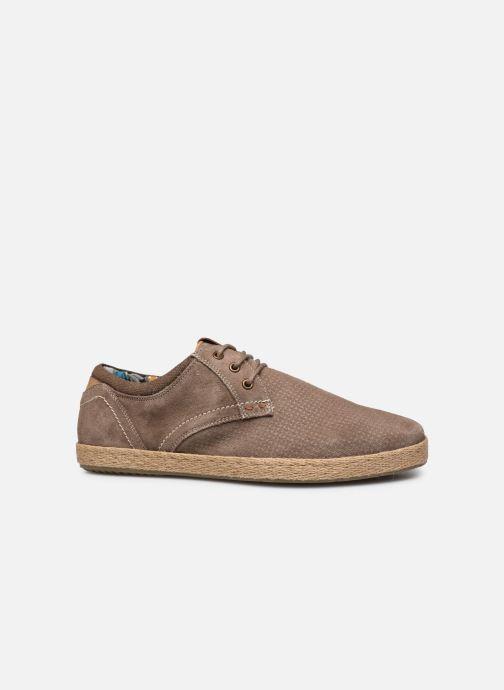 Chaussures à lacets Roadsign Lenkis Beige vue derrière