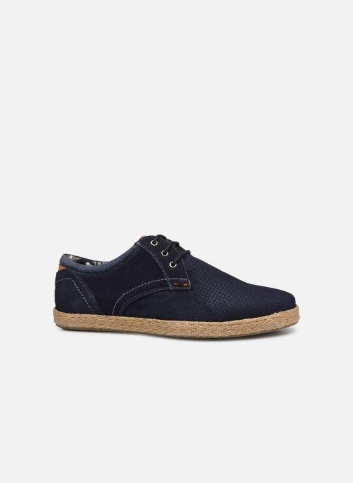 Zapatos con cordones Roadsign Lenkis Azul vistra trasera