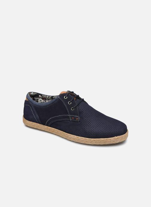 Zapatos con cordones Roadsign Lenkis Azul vista de detalle / par