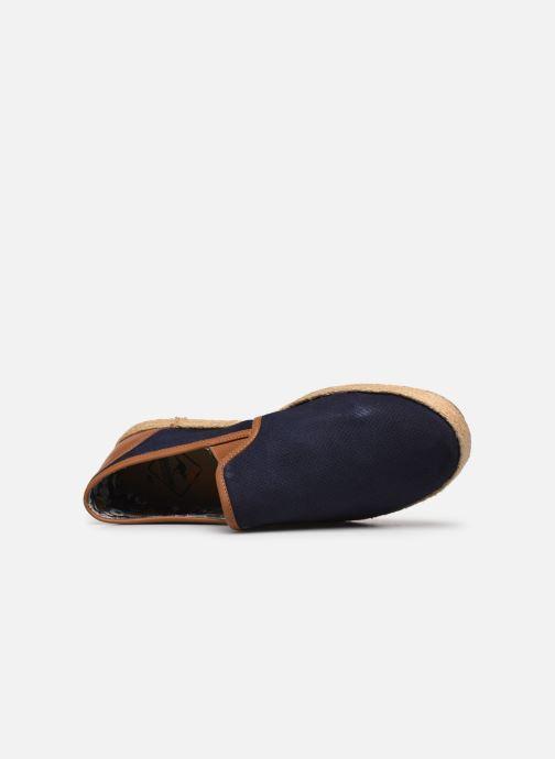 Scarpe di corda Roadsign Leriko Azzurro immagine sinistra