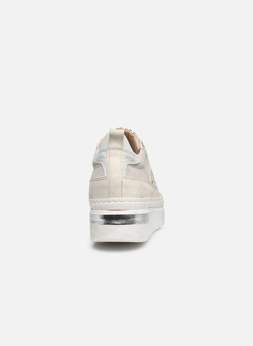 Sneakers Khrio DORIS Argento immagine destra