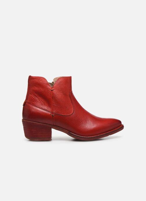 Bottines et boots Khrio MIRANDA 11720K Rouge vue derrière