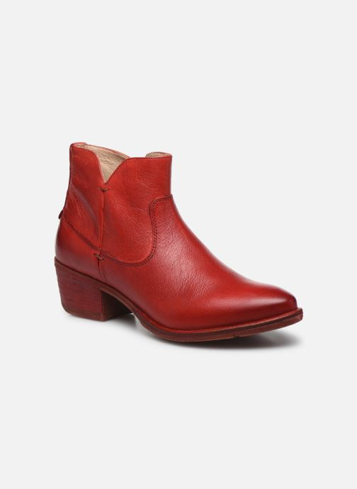 Bottines et boots Khrio MIRANDA 11720K Rouge vue détail/paire