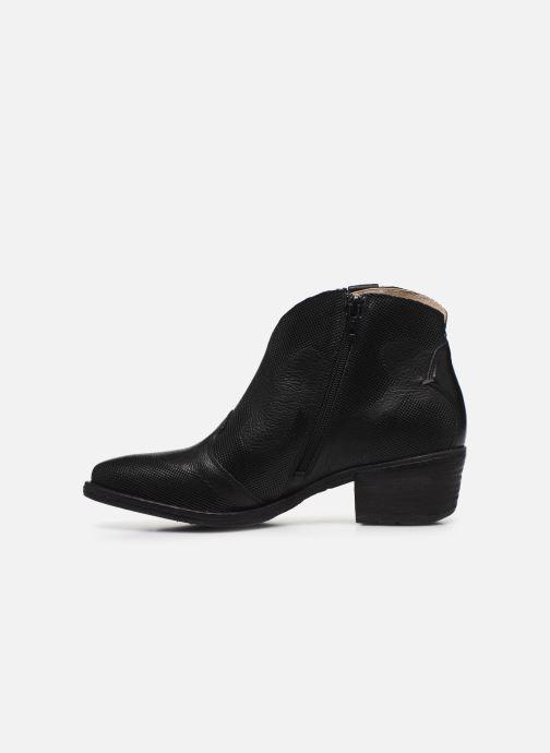 Bottines et boots Khrio MIRANDA 11728K Noir vue face