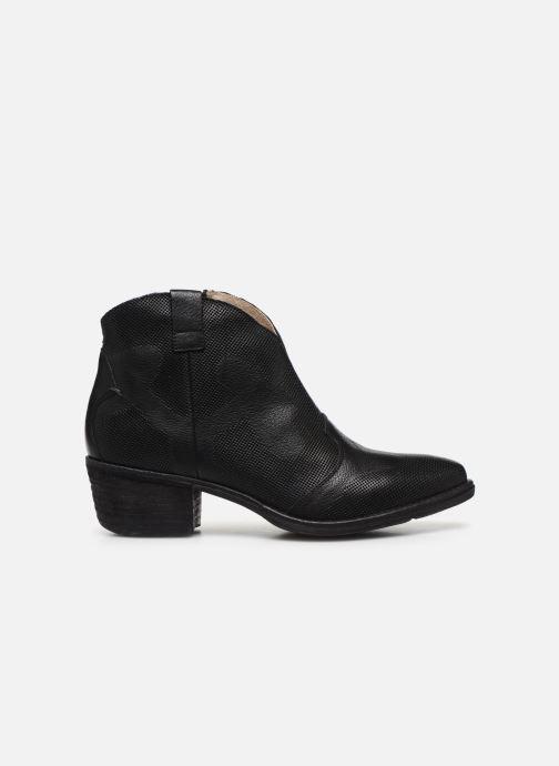 Bottines et boots Khrio MIRANDA 11728K Noir vue derrière
