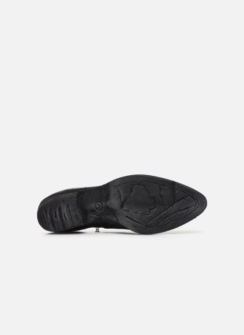 Bottines et boots Khrio MIRANDA 11728K Noir vue haut