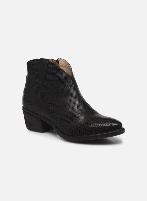Bottines et boots Khrio MIRANDA 11728K Noir vue détail/paire