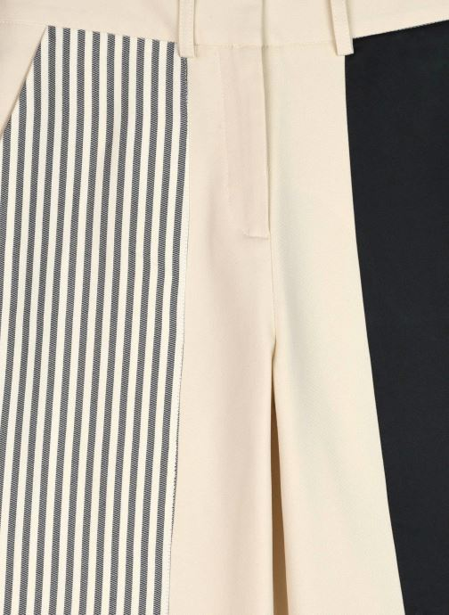 Vêtements Made by SARENZA Sarenza x Côme Editions Supernova Blanc vue droite
