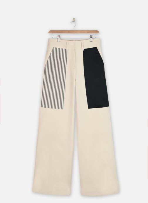 Vêtements Made by SARENZA Sarenza x Côme Editions Supernova Blanc vue détail/paire