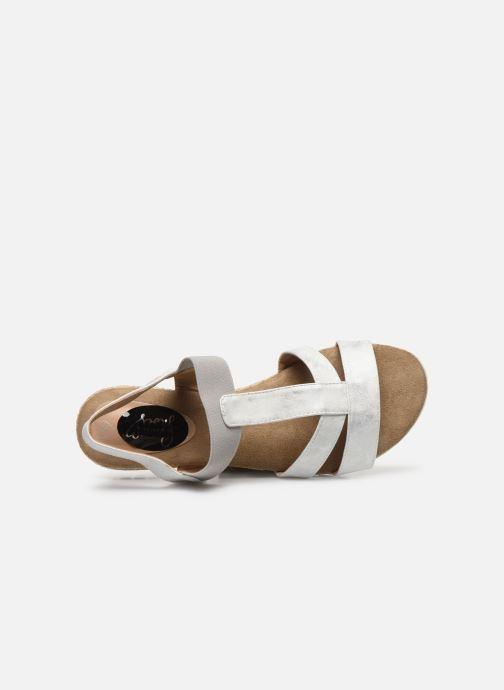 Sandali e scarpe aperte I Love Shoes FINALA Size + Argento immagine sinistra