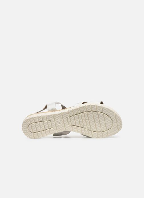 Sandalias I Love Shoes FINALA Size + Plateado vista de arriba