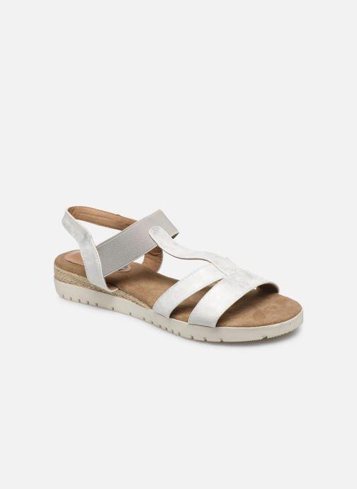 Sandalias I Love Shoes FINALA Size + Plateado vista de detalle / par