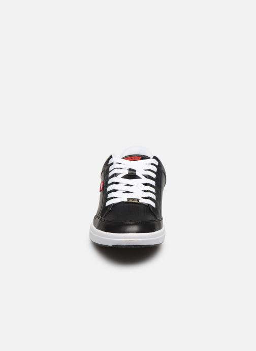 Trainers Levi's Aart Core Pu Black model view