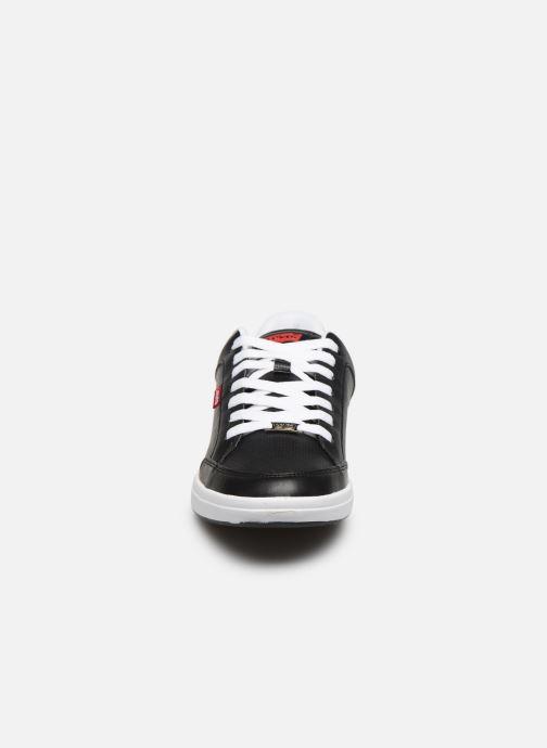 Baskets Levi's Aart Core Pu Noir vue portées chaussures