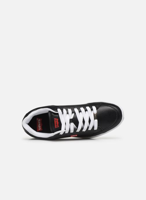 Trainers Levi's Aart Core Pu Black view from the left