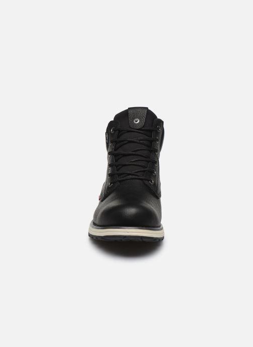 Bottines et boots Levi's Arrowhead Noir vue portées chaussures