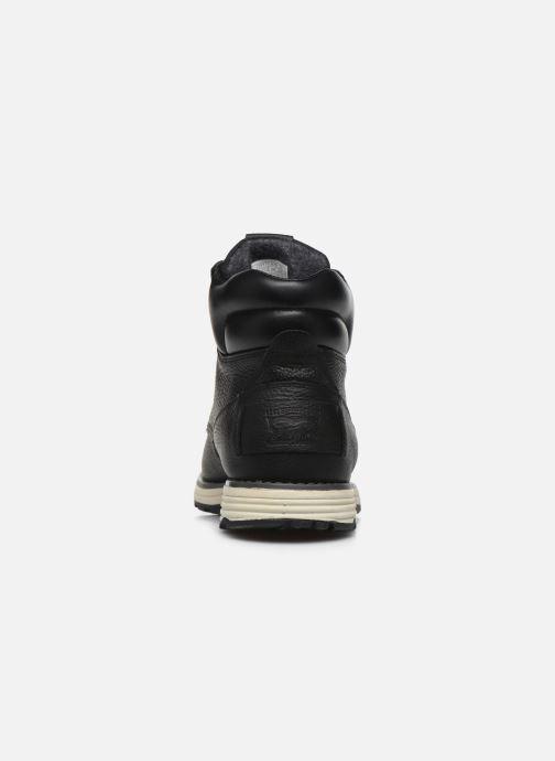 Bottines et boots Levi's Arrowhead Noir vue droite