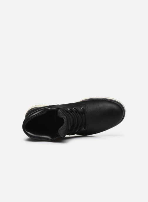 Stiefeletten & Boots Levi's Arrowhead schwarz ansicht von links