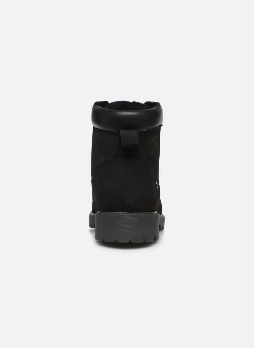 Bottines et boots Levi's Hodges Noir vue droite