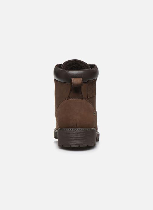 Bottines et boots Levi's Hodges Marron vue droite