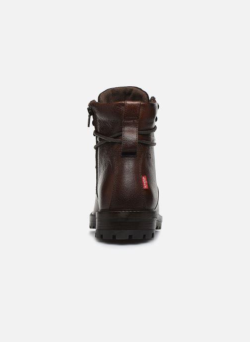 Bottines et boots Levi's Gabb Marron vue droite