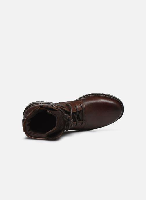 Bottines et boots Levi's Gabb Marron vue gauche