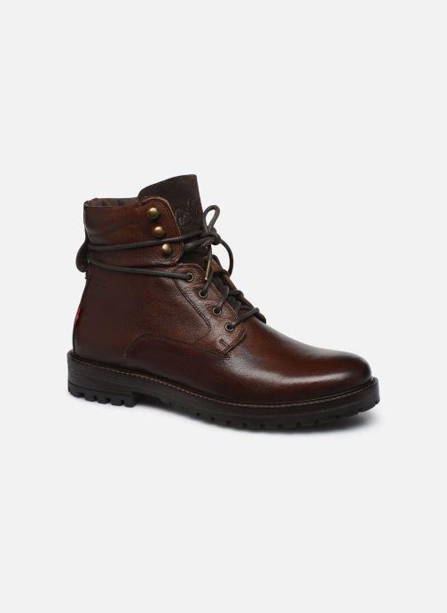Bottines et boots Levi's Gabb Marron vue détail/paire