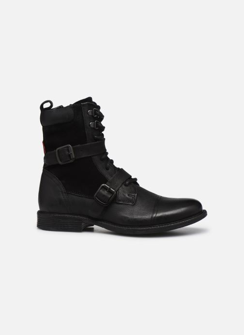 Bottines et boots Levi's Maine W Trk Noir vue derrière